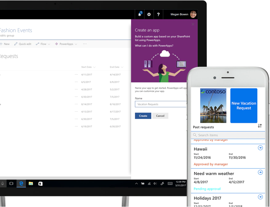 WiscoIntl_ Microsoft SharePoint_ No Coding App Building_ Automate Data Proccesses